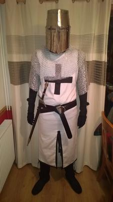 Knights Teutonic Costume