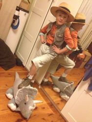 Quick Costume - Little Palaeontologist